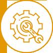 Réparations, maintenance et reconditionnement d'extrudeuses